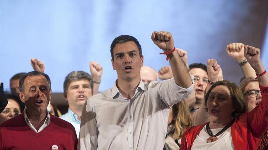"""Pedro Sánchez reclama """"lealtad"""" para quien salga elegido en las primarias"""