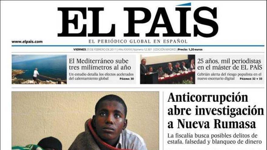 De las portadas del día (25/02/11) #7