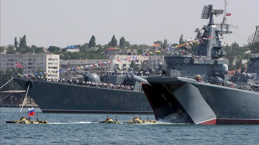 La flota rusa del mar Negro será dotada de más de 50 nuevos buques hacia 2020