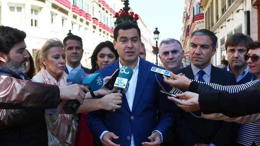"""Moreno dice que PP-A intenta que los debates de cara a congresos provinciales sean """"en torno a ideas y no a personas"""""""
