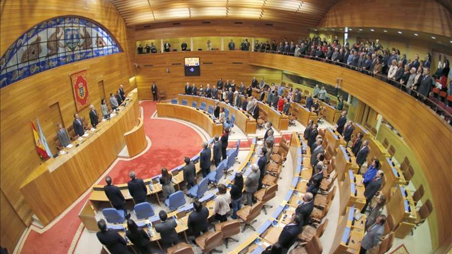 El Parlamento gallego acoge una reunión de la Conferencia de Asambleas de la UE