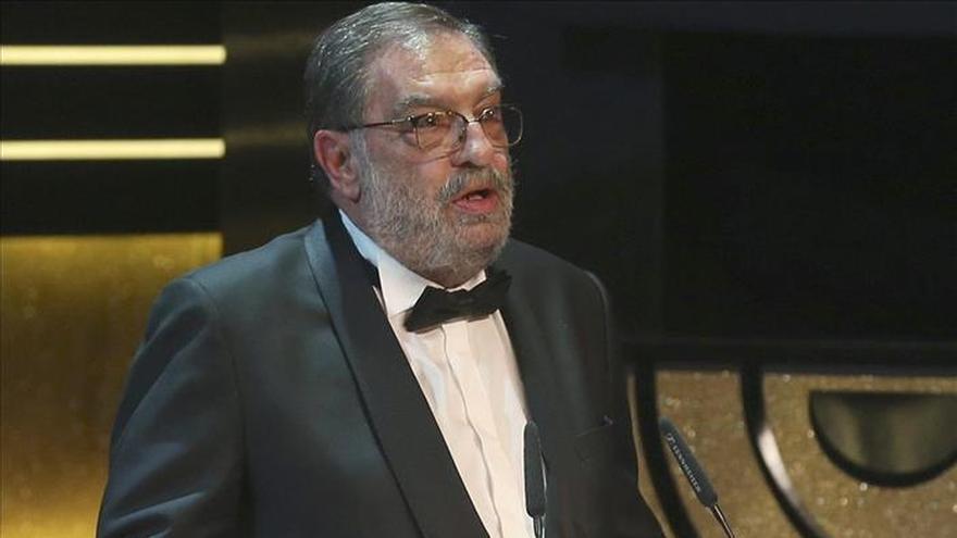 """González Macho dimite de la Academia de Cine por """"motivos personales"""""""