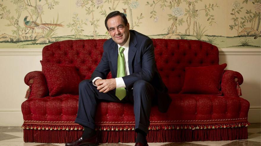 El exministro y expresidente de Castilla-La Mancha José Bono.