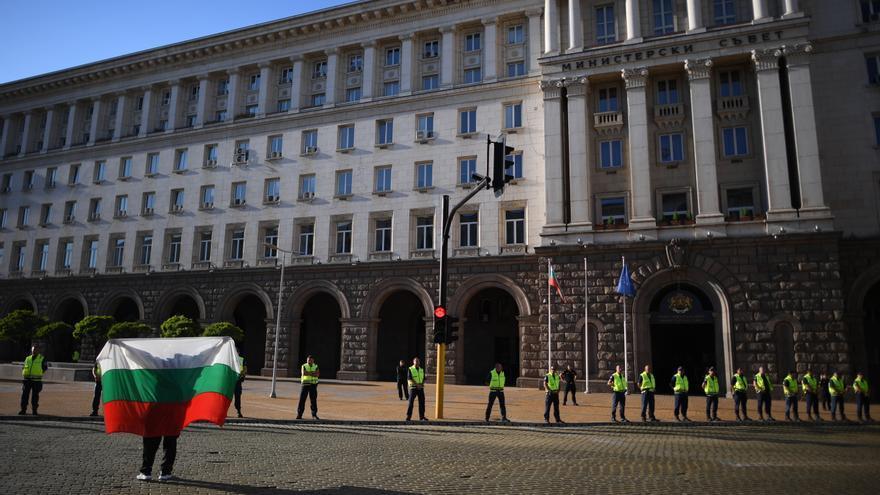 El mayor partido opositor búlgaro renuncia a formar Gobierno