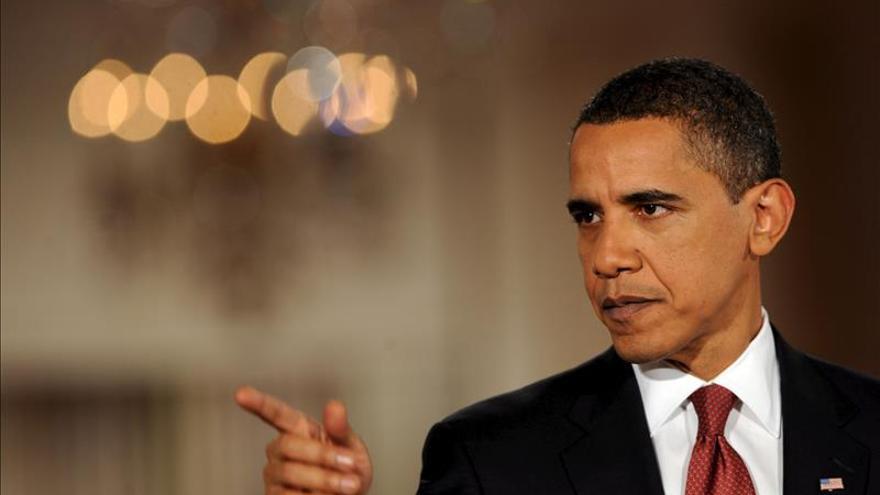 Obama trata con Hollande lucha terrorista, Ucrania, Irán y la demanda palestina