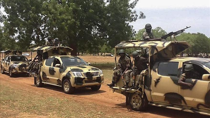 El ejército de Nigeria encuentra en el norte del país un arsenal de armas de Hizbulá
