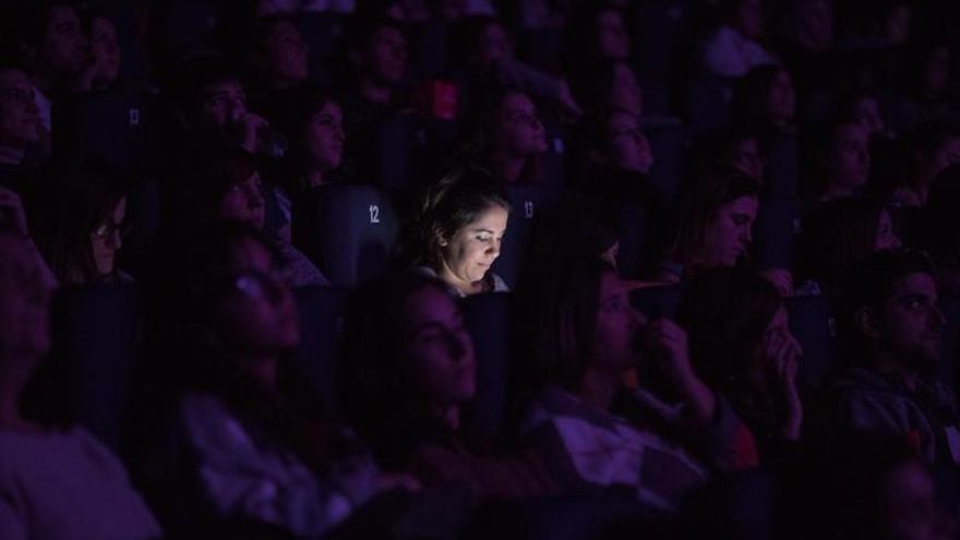 La asistencia al cine en Europa creció un 2,1% en 2017
