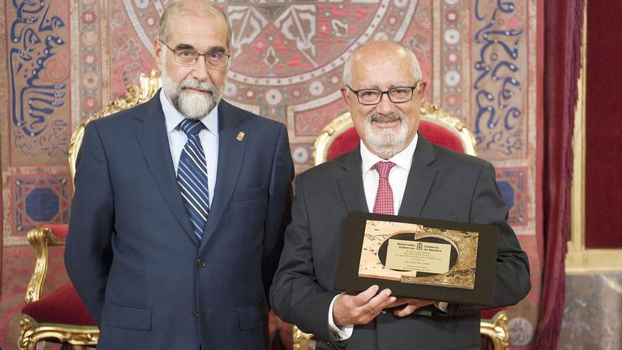 El pediatra Jesús Elso Tartas, galardonado con el premio Sánchez Nicolay a las buenas prácticas médicas