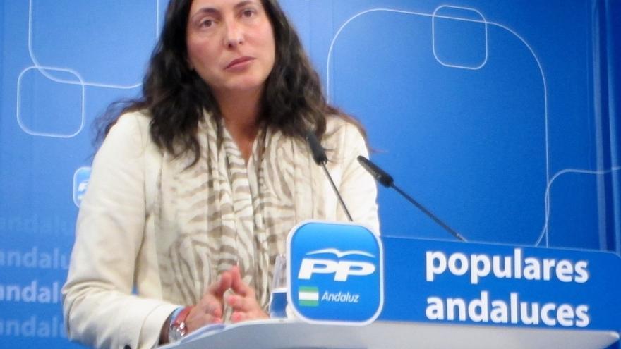 """PP-A afirma que Díaz """"vive instalada en una sainete constante con IU"""" tras el nuevo """"lío"""" del viaje al Sáhara"""
