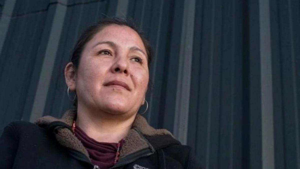 Cristina Castro, madre de Facundo Astudillo. El joven desapareció el 30 de abril de 2020.
