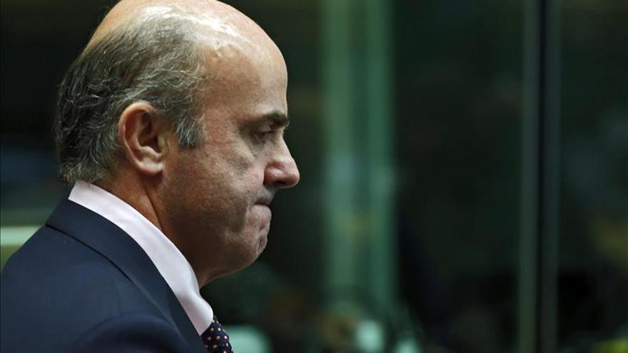 Luis de Guindos considera que las divergencias no son insalvables y espera un acuerdo