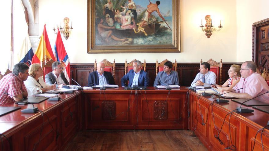 Reunión Comisión Puerto-Ciudad.