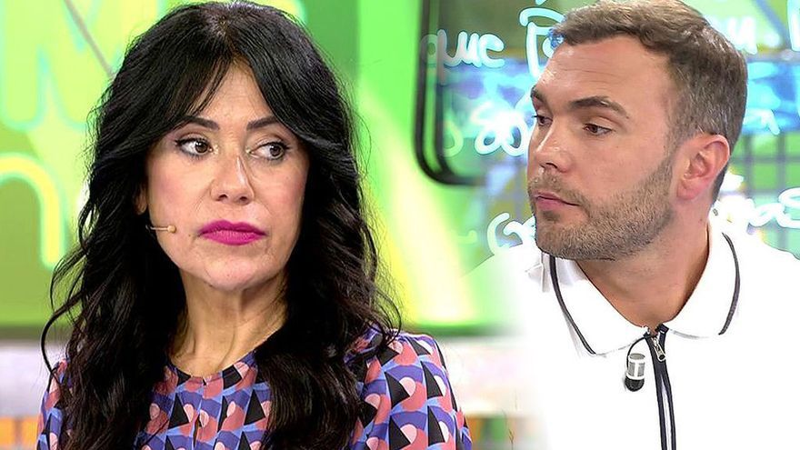 Maite Galdeano y Cristian Suescun, primeros participantes de 'La casa fuerte'