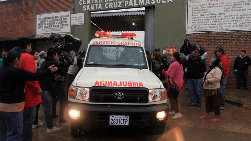 Emiten 250 sentencias en 5 días en la cárcel boliviana que visitará el papa