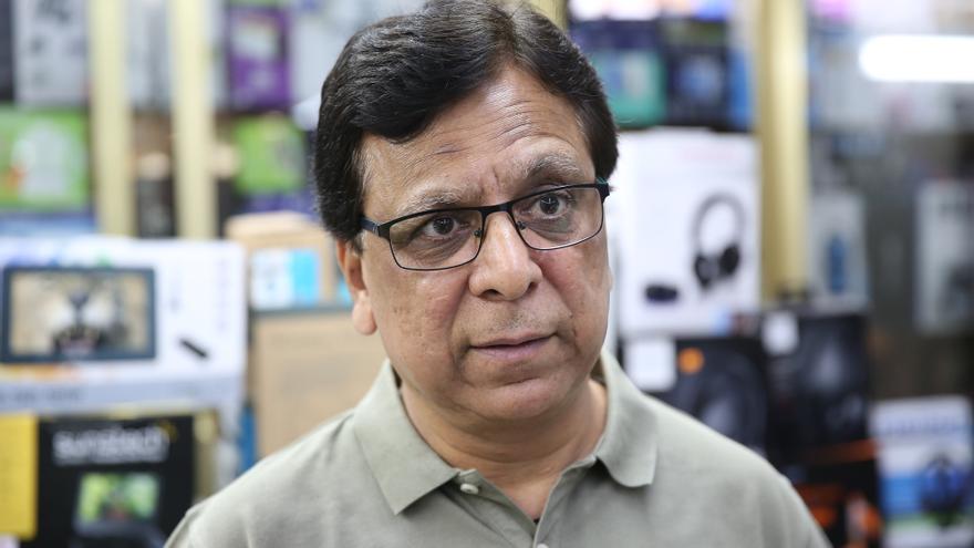 Naresh Kumar. (ALEJANDRO RAMOS)