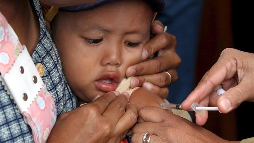 América, primera región del mundo libre de sarampión gracias a las vacunas