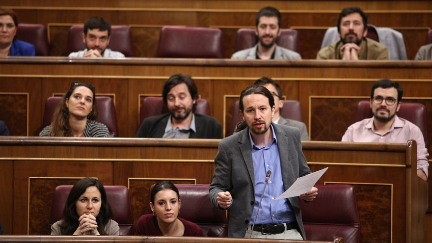 Iglesias preguntará a Sánchez por las primeras exigencias de Podemos a su Gobierno: pensiones y permisos de maternidad