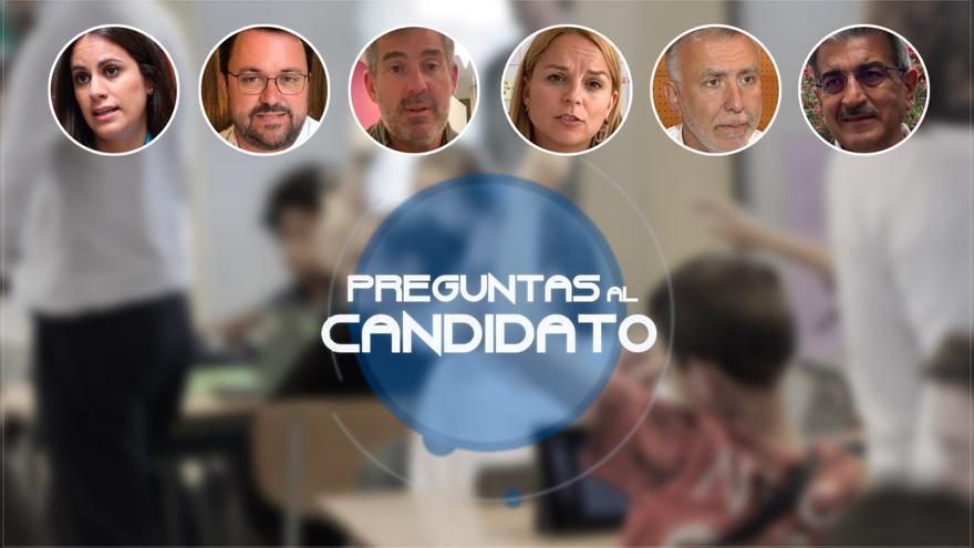 candidatos educacion