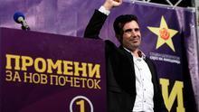 Acusado de espionaje el líder de la oposición en Macedonia