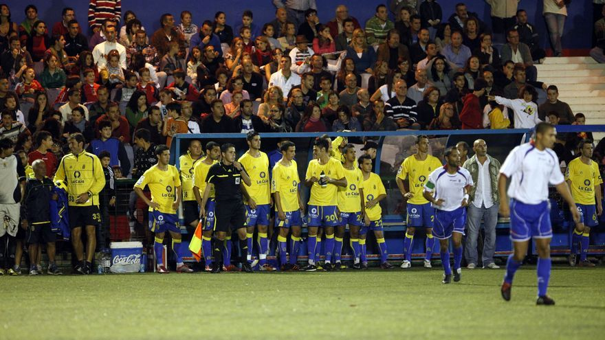 Del encuentro benéfico: UD Las Palmas-Telde #13