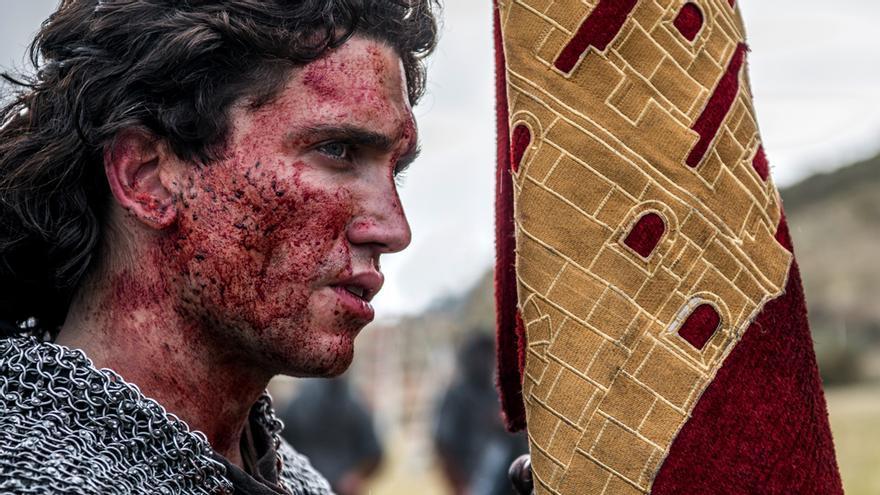 Jaime Lorente como 'El Cid'