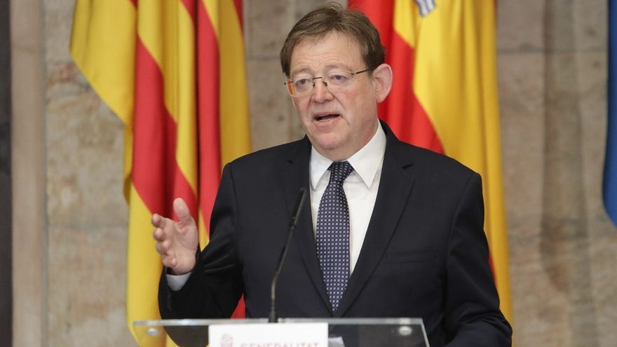 """Puig reitera a Sánchez la necesidad de una financiación autonómica """"justa"""" para afrontar la salida de la crisis"""