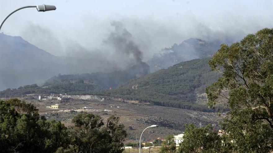 Acusan a un subsahariano de provocar el incendio del Gurugú que quemó 352 hectáreas