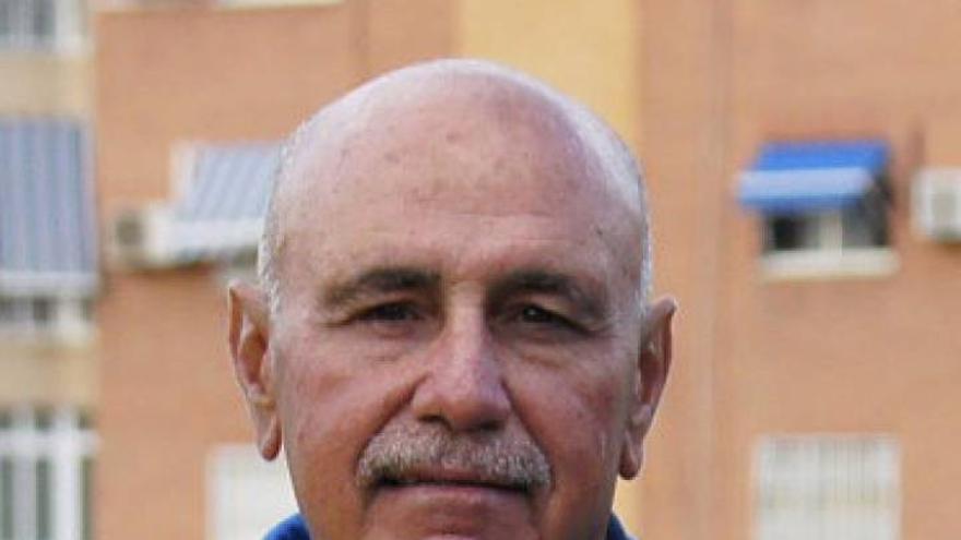 El entrenador denunciado, Miguel Ángel Millán