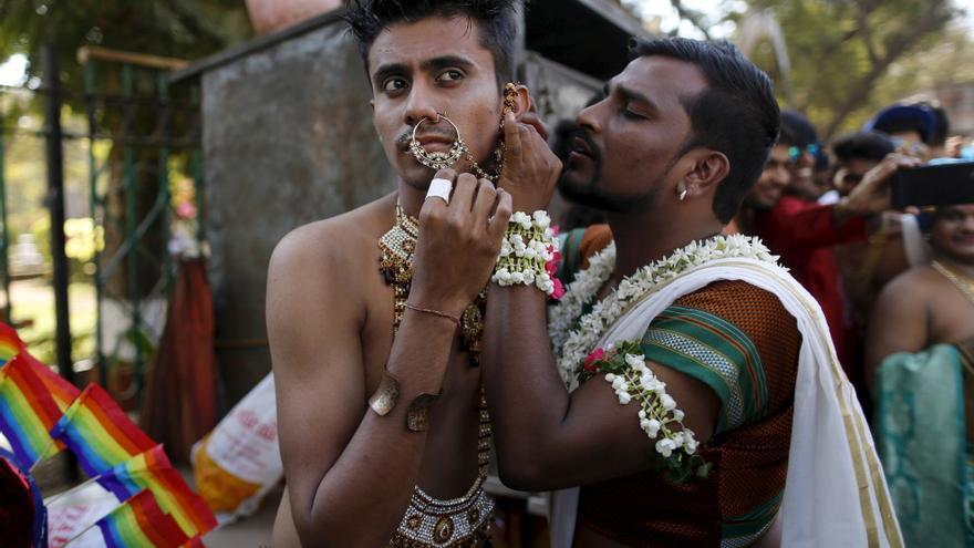 Celebración del Día del Orgullo en Mumbai, India/ AP photos