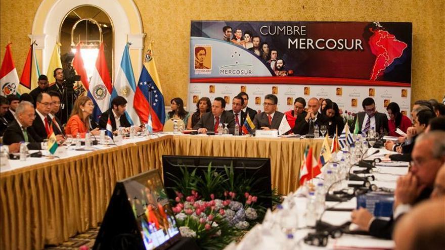 Cumbre de Mercosur en 2015