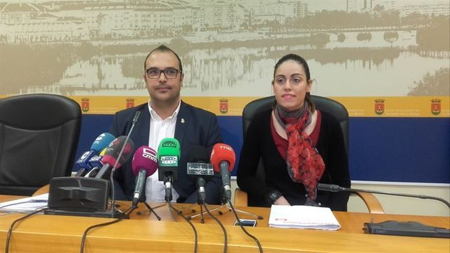 Jonatan Bermejo y Montaña Palacios FOTO: EUROPA PRESS