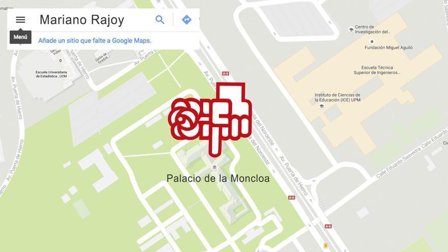PSOE maps