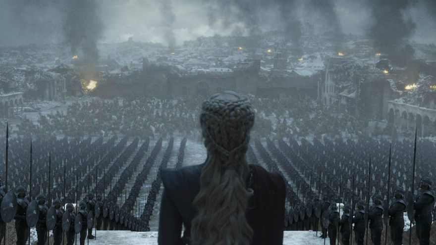El capítulo final de 'Juego de Tronos' fue seguido por decenas de millones de espectadores en todo el mundo