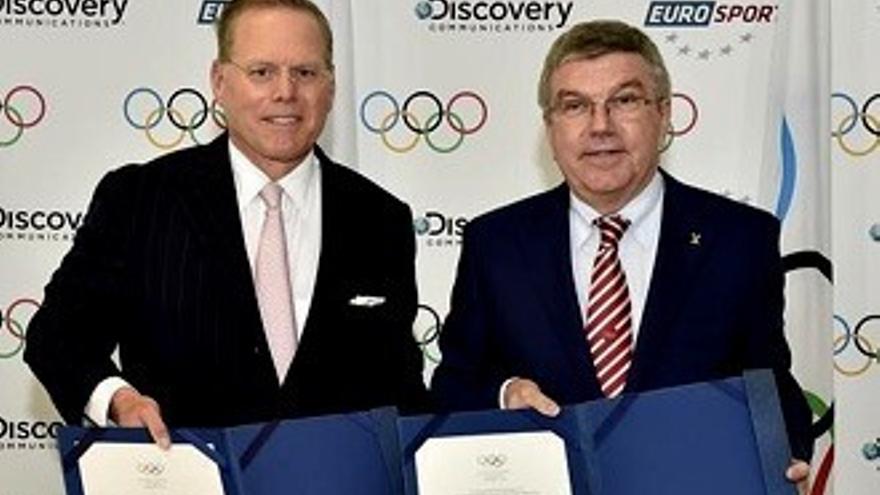 Eurosport y Discovery arrebatan a TVE los JJ.OO. de 2018 a 2024