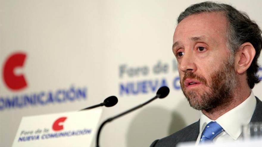 """Eduardo Inda,""""encantado"""" de que Pablo Iglesias le demande por datos """"rigurosamente ciertos"""""""