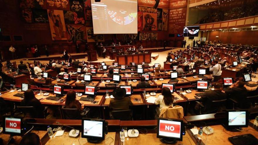 El legislativo de Ecuador impone su ley y puso en vereda al Consejo Ciudadano