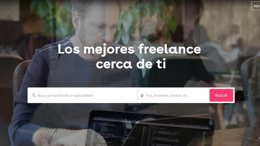 Portal de la web Malt