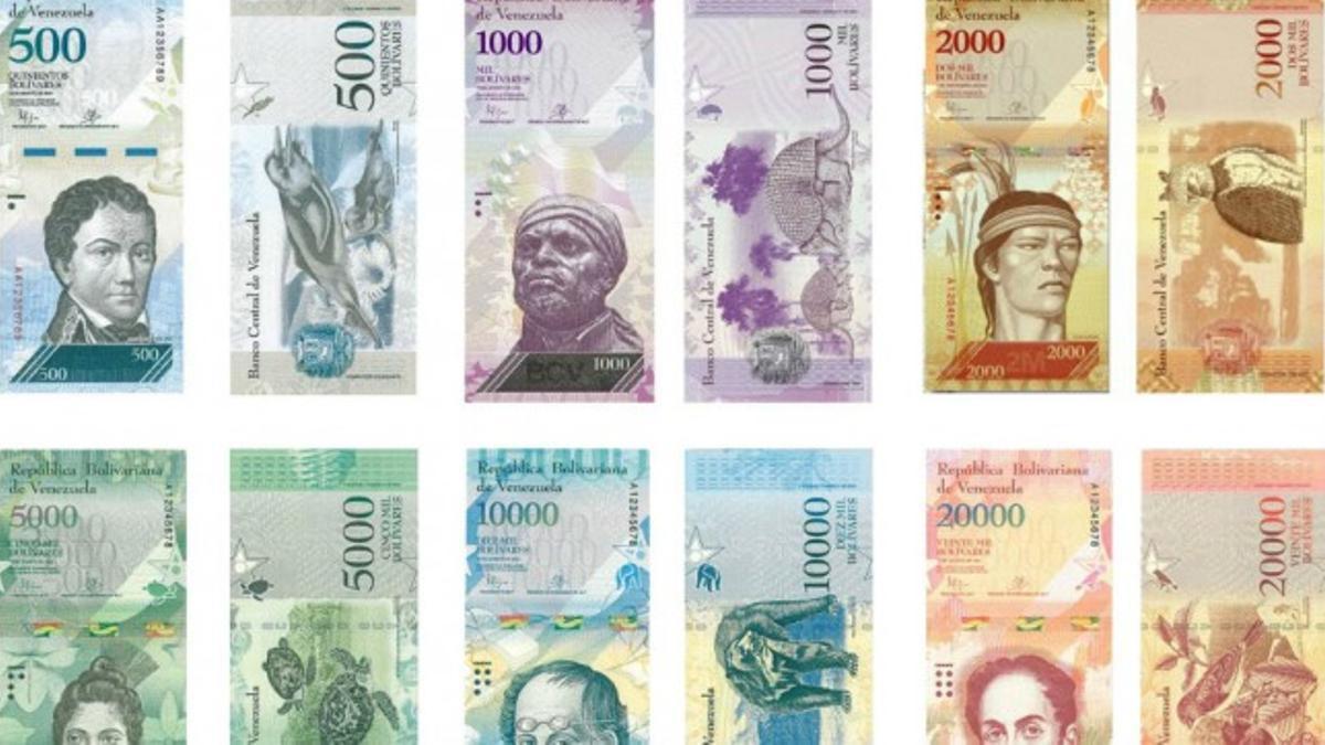La inflación en Venezuela cerró en 2020 con 2.959,8%.