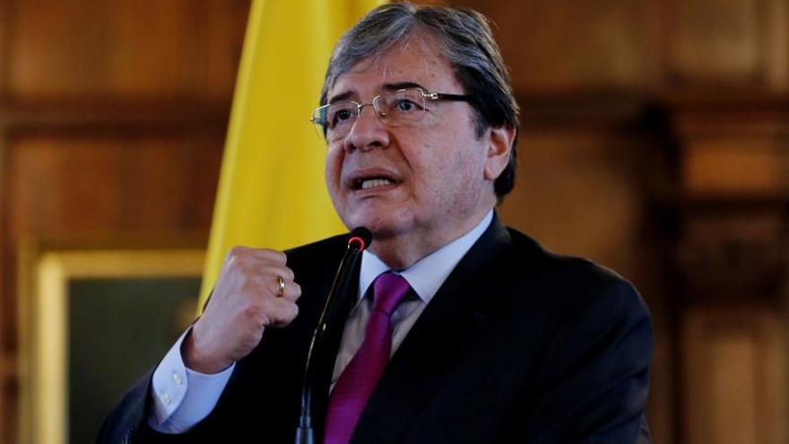 El canciller colombiano: La OEA pondrá en discusión los desafíos a la democracia