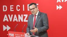 El PSRM presenta medidas para que se incluyan en los presupuestos murcianos