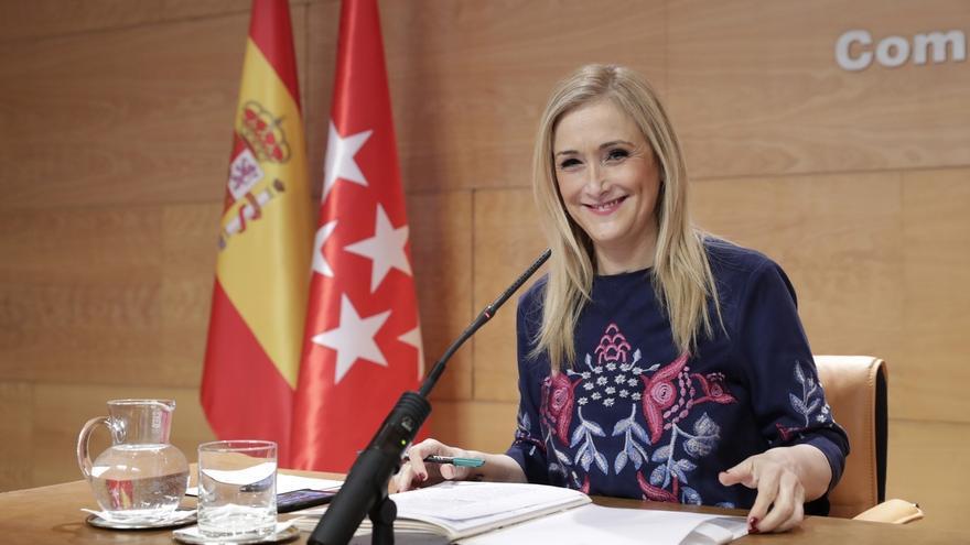 Cifuentes no pedirá en los tribunales cerrar la comisión de investigación sobre corrupción en la Asamblea de Madrid