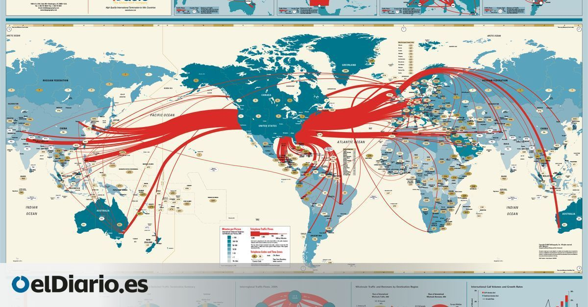 El Internet ruso, el Google chino, el 5G de EEUU: Internet se va llenando de fronteras