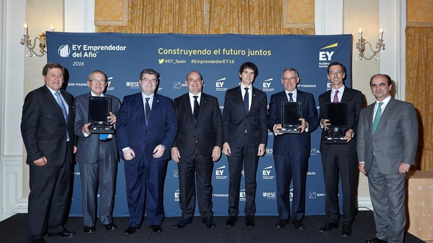 Rementeria destaca la apuesta de Diputación de Bizkaia por apoyar la creación de empresas con valor añadido
