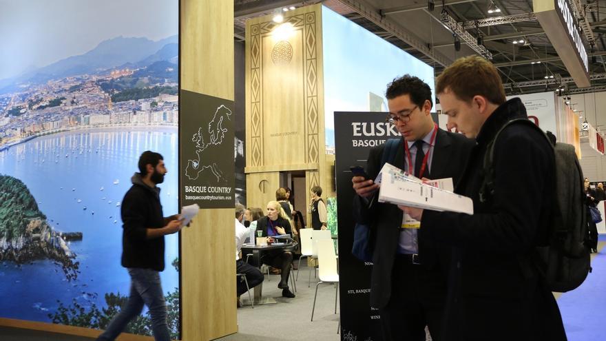 Euskadi expone su oferta turística en la feria WTM de Londres