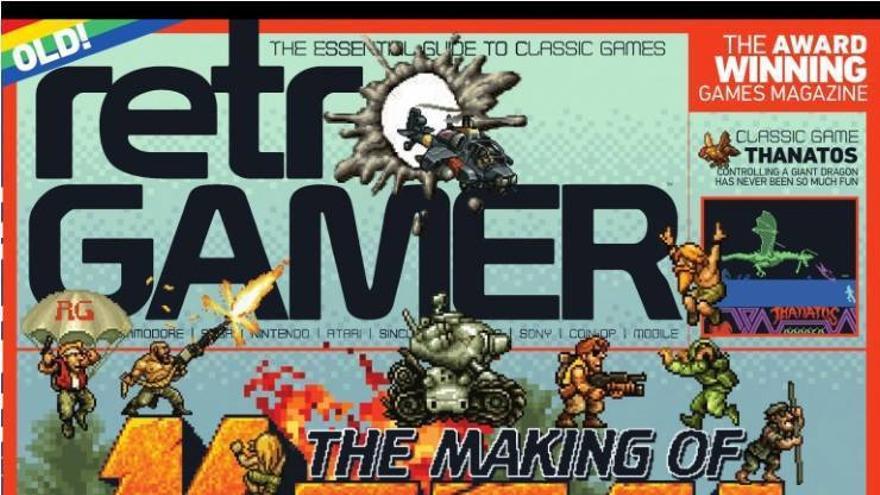 Retro Gamer #98. | Retromags