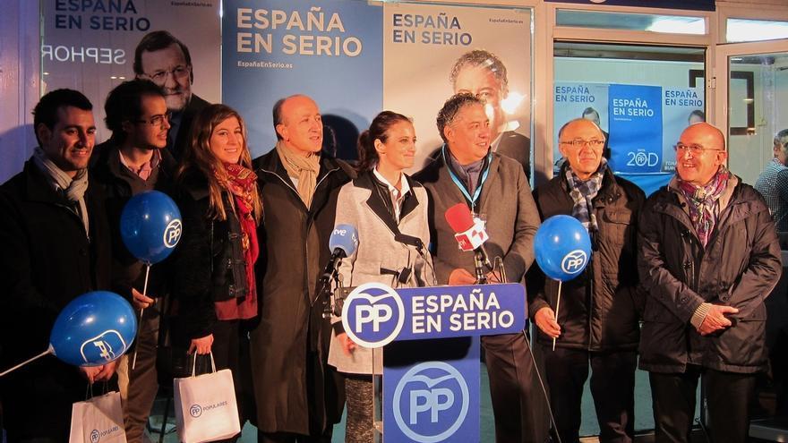 """Levy (PP) advierte de que se pueden formar """"tripartitos de perdedores"""" de partidos """"con hábiles cantos de sirena"""""""