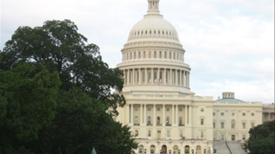 Capitolio, congreso de EEUU