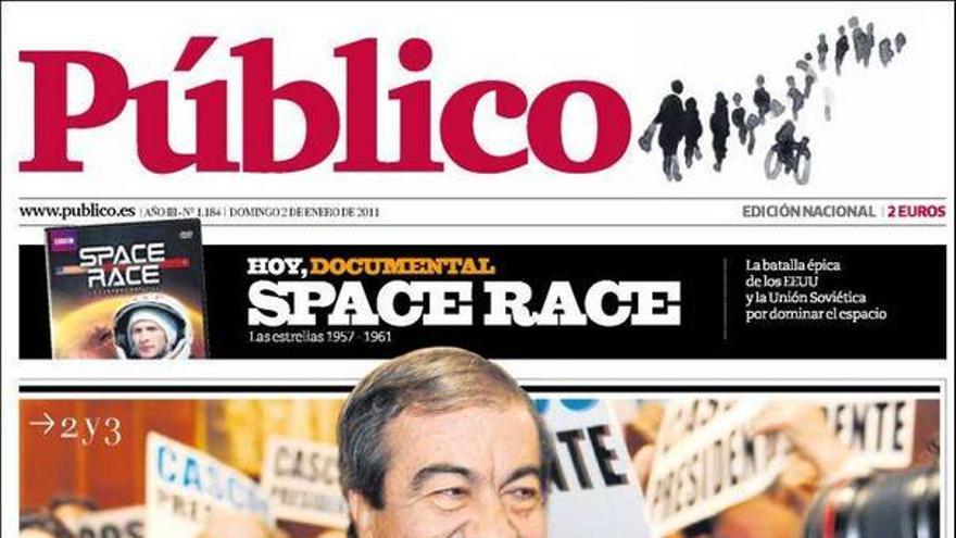 De las portadas del día (02/01/2011) #11