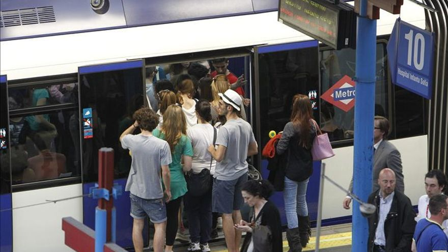Desconvocados todos los paros en el Metro