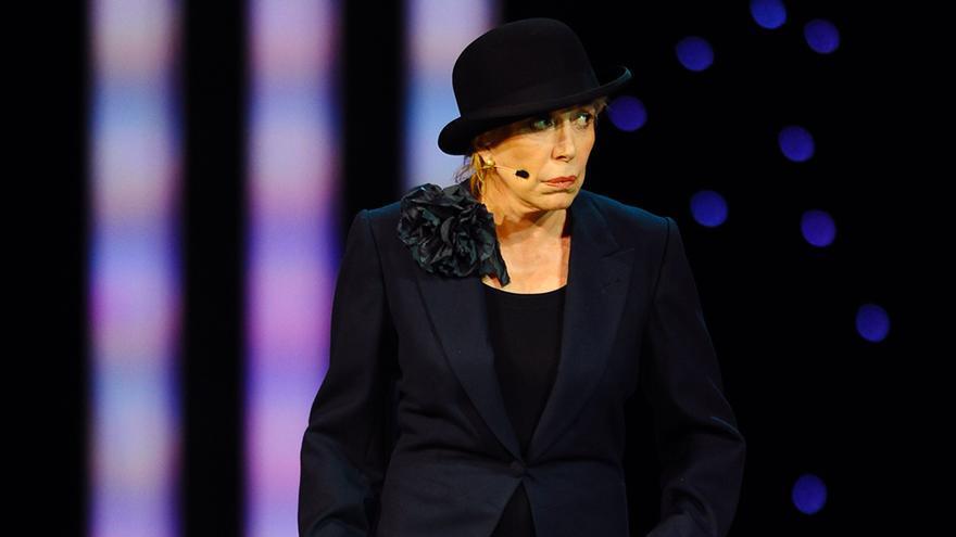 Rosa María Sardá en los Premios Goya 2011